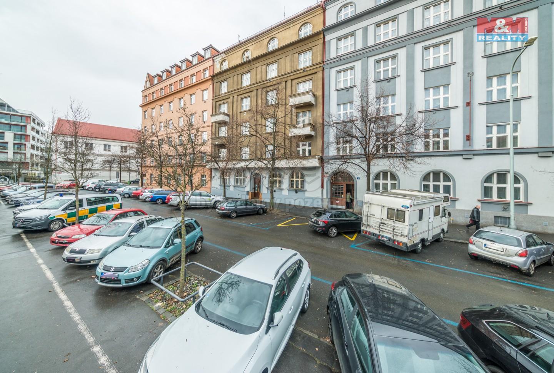 Pronájem, byt 3+1, Praha, ul. Libická