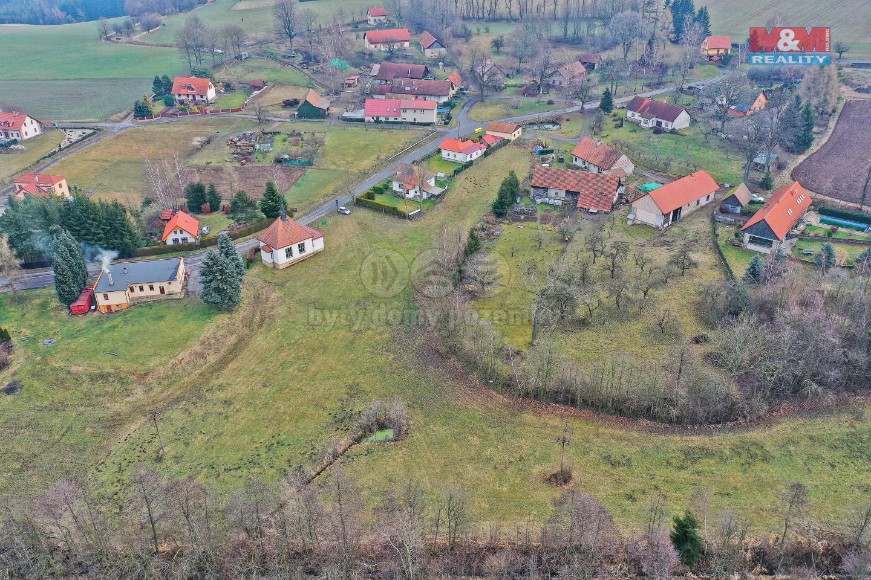 Prodej, pozemek k bydlení, 3429 m2, Klokočov