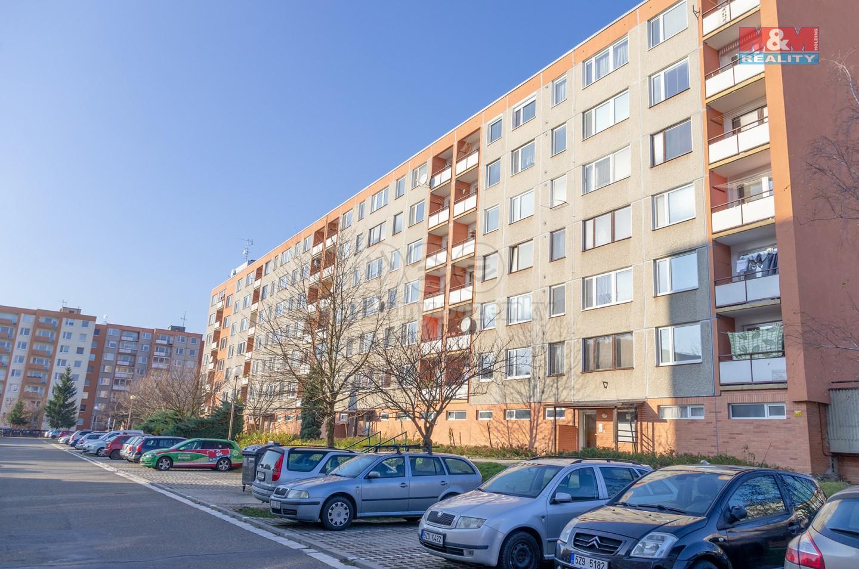 Pronájem, byt 3+1, 70 m², Zlín, ul. Podlesí III