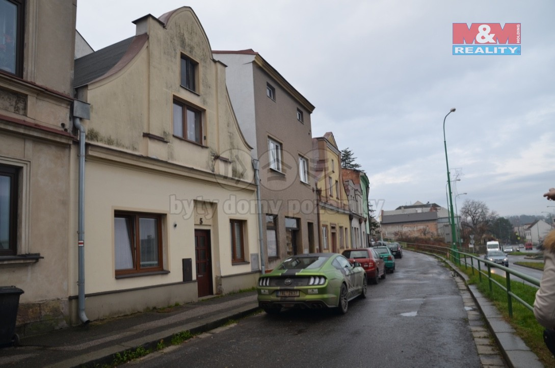 Pronájem, rodinný dům, Jaroměř, ul. Jaromírova