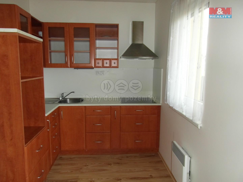 Pronájem, byt 1+kk, 37 m2, Moravská Třebová, ul. Hřebečská