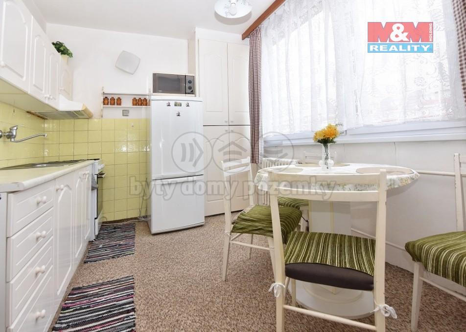 Pronájem, byt 3+1, 75 m2, Mladá Boleslav