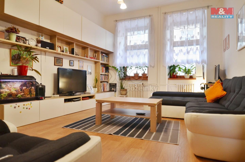 Prodej, byt 2+1, Brno, ul. Antonínská