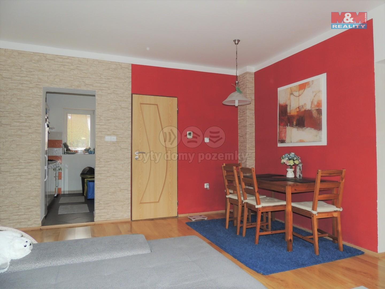 Pronájem, byt 3+1, 65 m2, Ostrava - Polanka