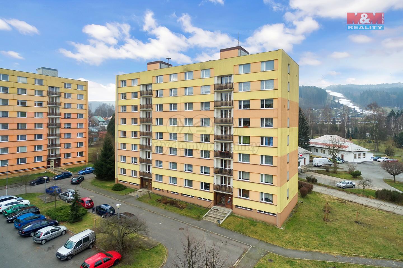 Prodej, byt 4+1, 93 m², Česká Třebová