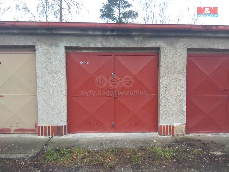Prodej, garáž, 18 m², Plzeň - Bukovec