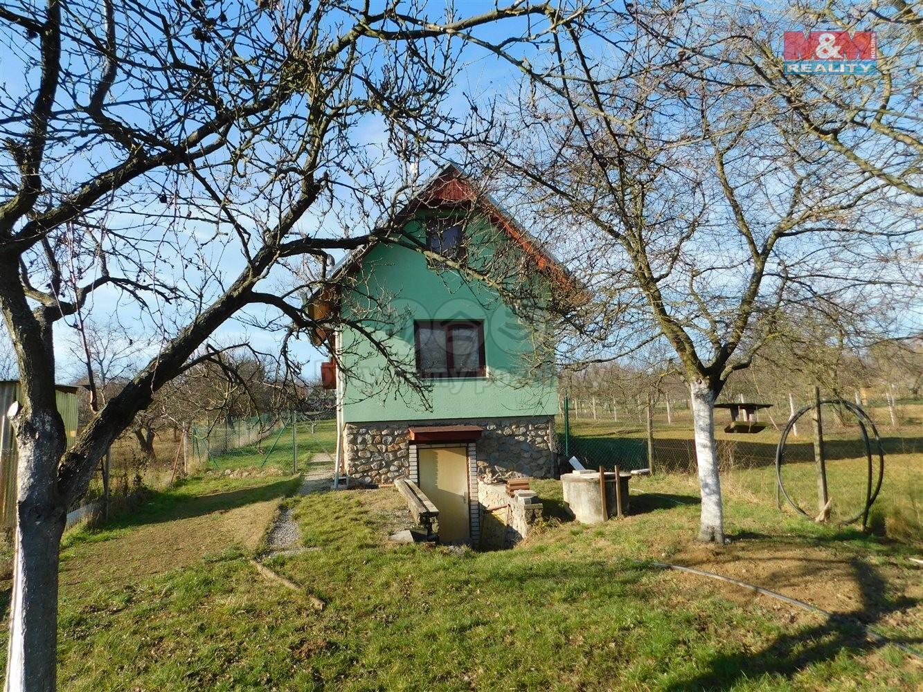 Prodej, chata 2+1, 1062 m2, Moravský Krumlov