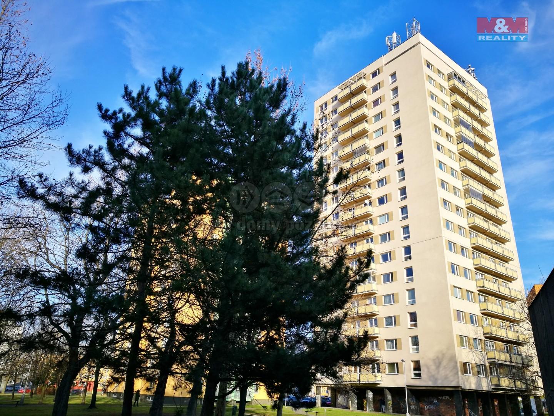 Prodej, byt 1+1, 42 m2, Ostrava, ul. Mánesova
