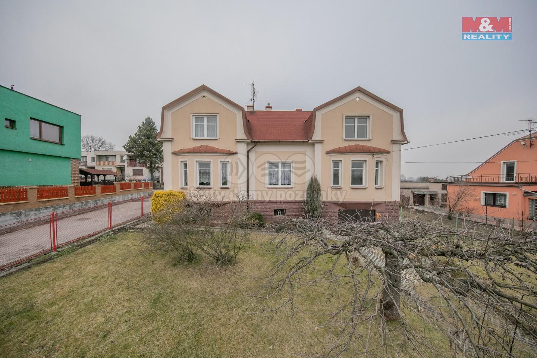 Prodej, rodinný dům, Dolní Lutyně, ul. Rychvaldská