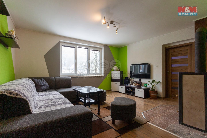 Prodej, byt 3+1, 72 m2, OV, Lipová lázně