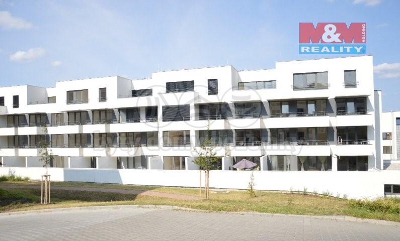 Pronájem, byt 2+kk, 42 m², Brno, ul. Nad Přehradou