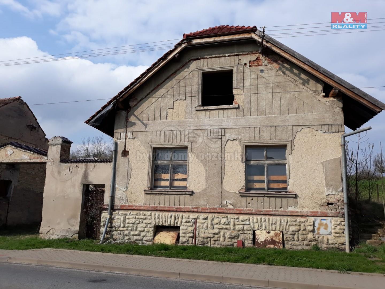Prodej, rodinný dům, Vinary
