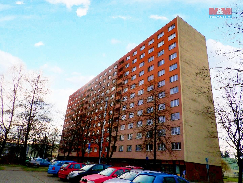 Prodej, byt 2+1, Ostrava, ul. Františka Hajdy