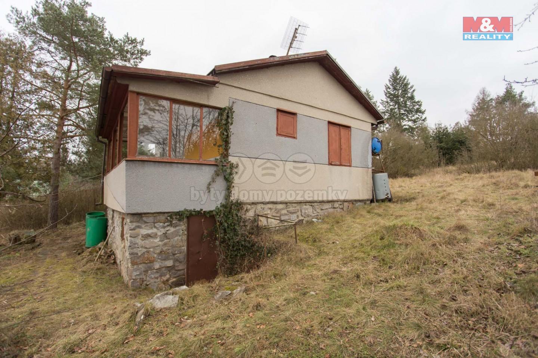 Prodej, chata 2+KK, Brno, Brněnská přehrada - MEČKOV
