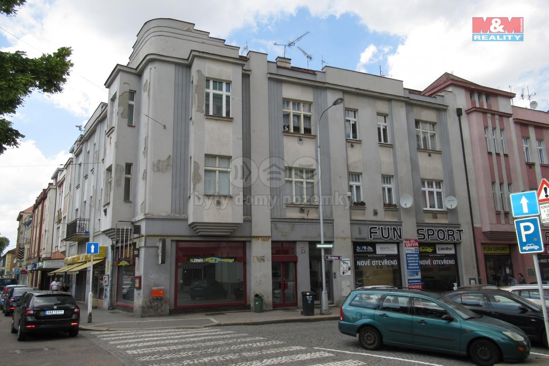 Pronájem, byt 2+1, 65 m2, Hradec Králové, ul. Škroupova