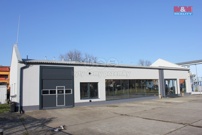 Prodej, obchodní objekt, 2274 m², Hulín, ul. Záhlinická