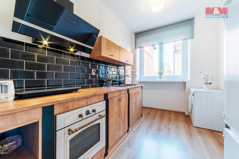 Prodej, byt 4+1, 80 m2, OV, Žatec, ul. Svatováclavská