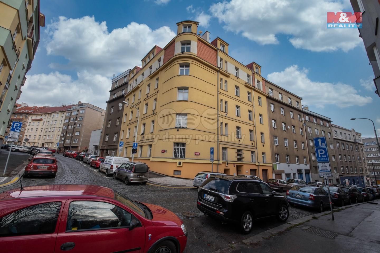 Prodej, byt 2+1, Praha 4, Nusle, ul. Jaurisova