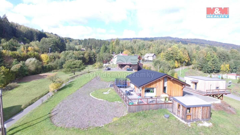 Prodej, rodinný dům 4+kk, 108 m2, Plavy