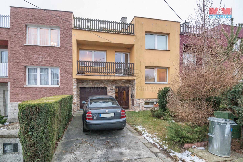 Prodej, rodinný dům 4+kk, Lučina