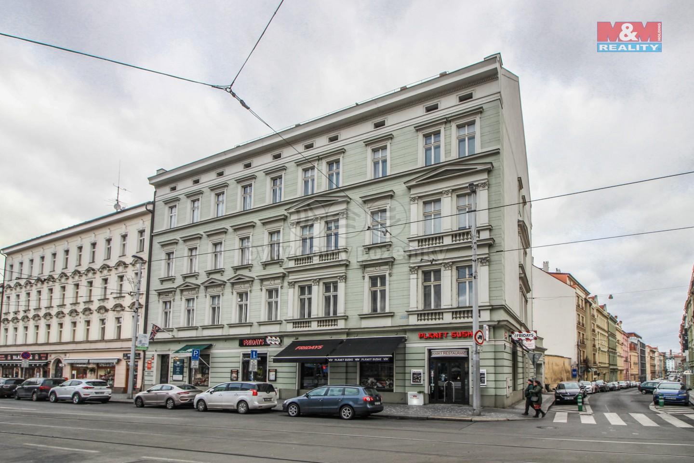 Prodej, obchod a služby, 187 m², Praha, ul. nádražní