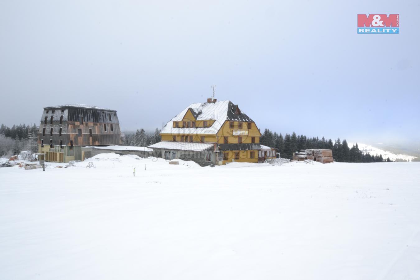 Prodej, byt 2+kk, 51 m², Pec pod Sněžkou