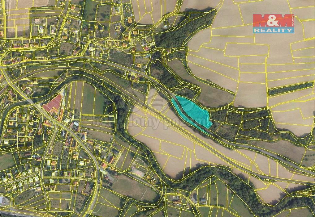 Prodej, les, 6643 m², Zádveřice-Raková