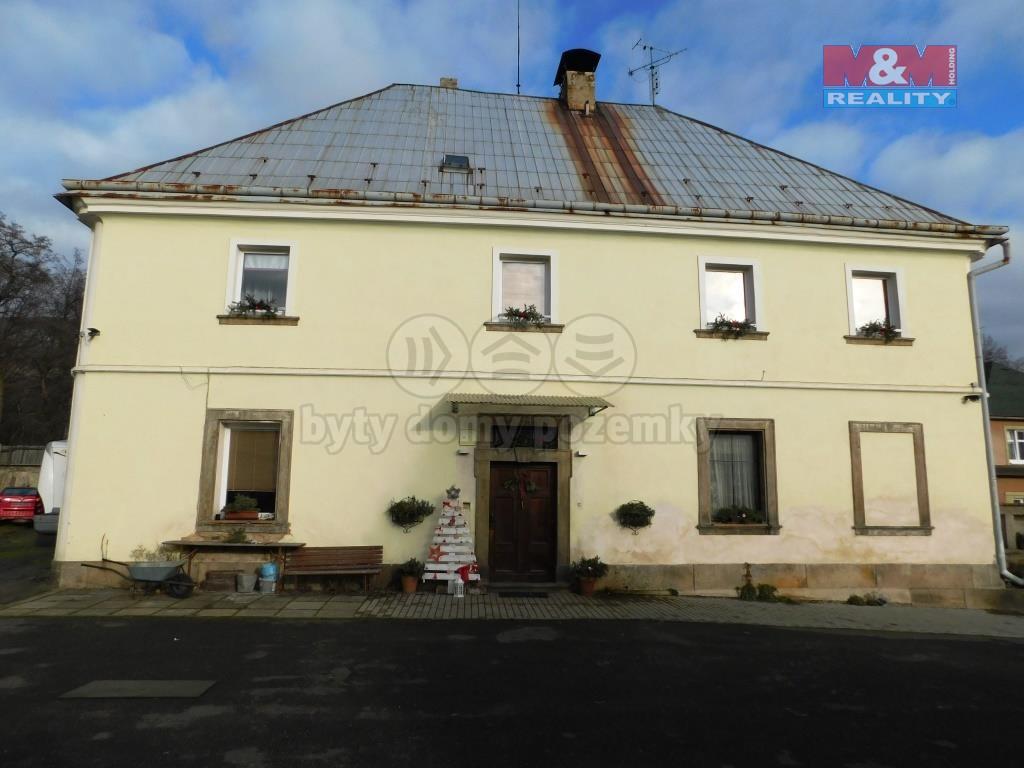 Prodej, rodinný dům, 1489 m², Osek, ul. Tovární