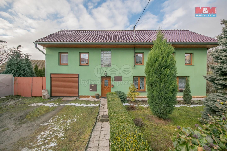 Prodej, rodinný dům, 132 m², Bohuslávky
