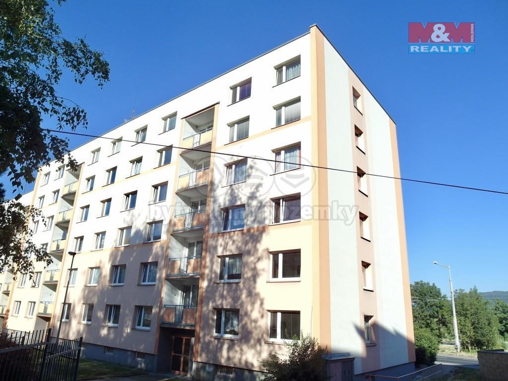 Prodej, byt 1+1, 37 m², Ústí nad Labem, ul. Seifertova