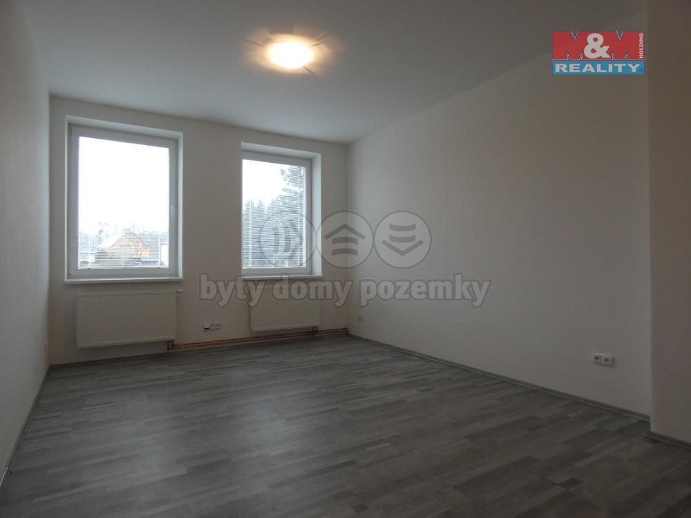Pronájem, byt 1+1, 42 m², Hradec nad Moravicí