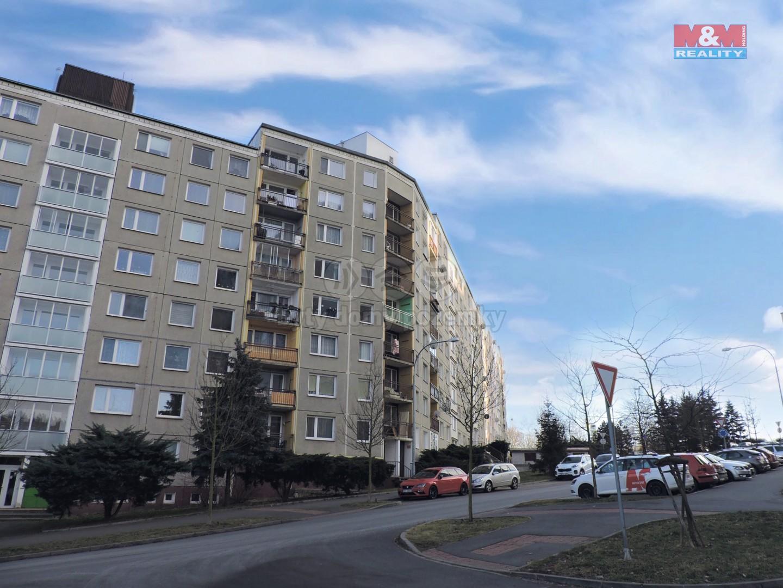 Pronájem, byt 3+1, Plzeň, ul. Rabštejnská