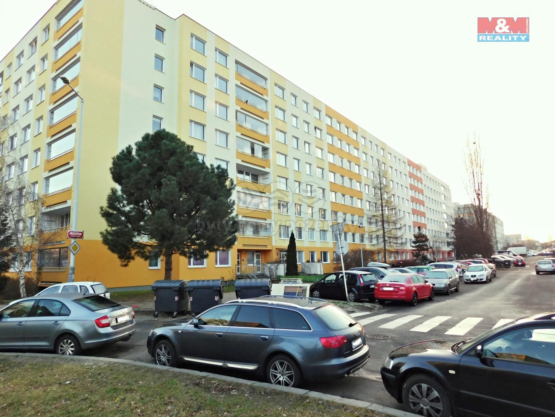 Pronájem, byt 3+1, Praha 5, ul. Přecechtělova