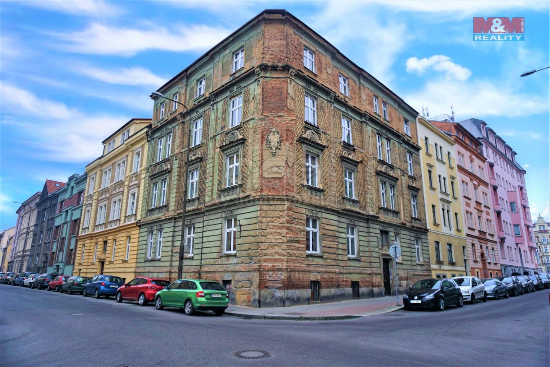 Pronájem, byt 2+1, Plzeň, ul. Skrétova