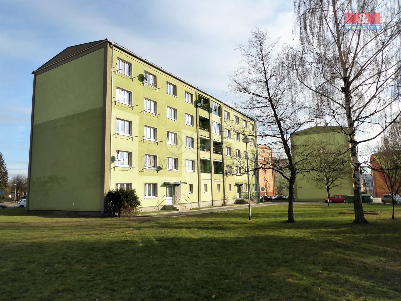 Prodej, byt 3+1, 56 m2, Chodov, ul. Polní