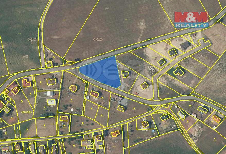 Prodej, pozemek k bydlení, 3445 m2, Javornice