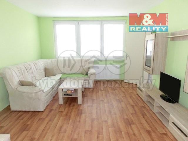 Pronájem, byt 3+1, 71 m², Opava, ul. Skřivánčí