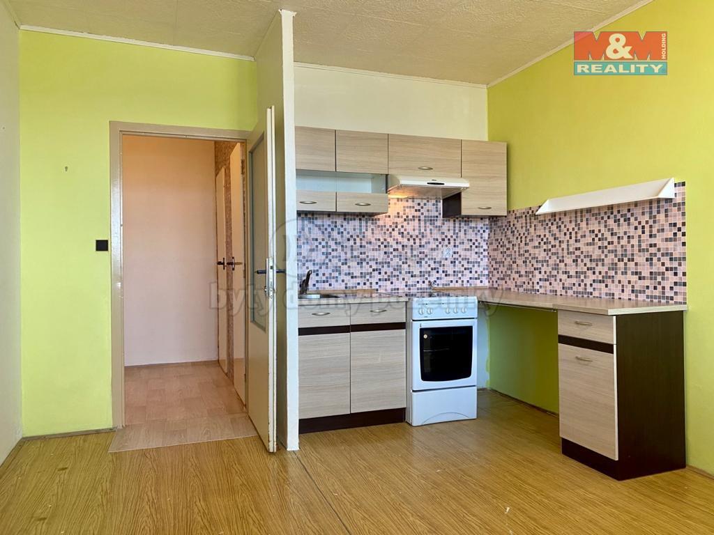 Prodej, byt 2+kk, 52 m², Ostrava, ul. U Studia
