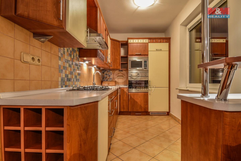 Pronájem, byt 2+1, 54 m², Ostrava, ul. Slavíkova