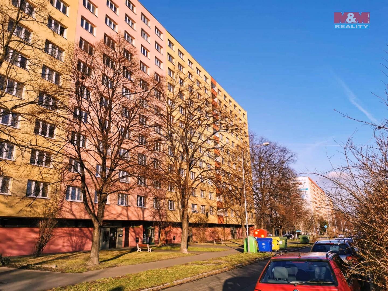Pronájem, byt 2+1, 50 m², Ostrava, ul. Dr. Martínka