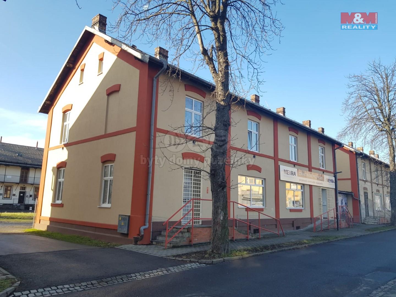 Pronájem, byt 1+1, 43 m2, Ostrava, ul. Bendlova
