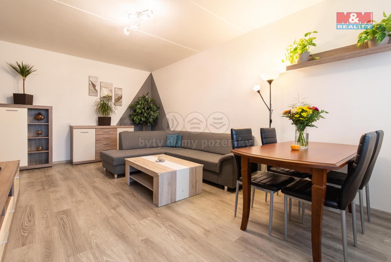 Prodej, byt 4+1 s lodžií, 85 m2, Rokycany, ul. Pod Kostelem
