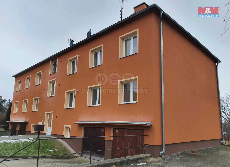 Prodej, byt 3+1, 70 m2, Dolany, garáž