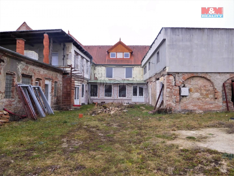 Prodej, komerční areál, 1878 m2, Blšany-Liběšovice