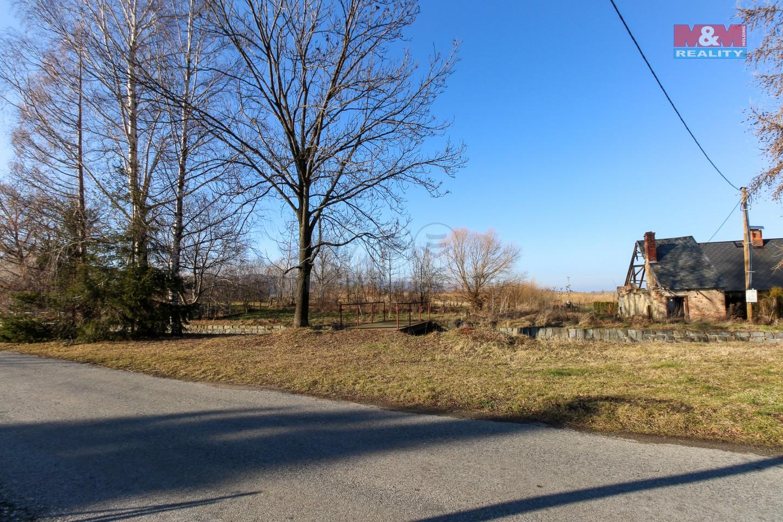 Prodej, pozemek k bydlení, 551 m2, Uhelná