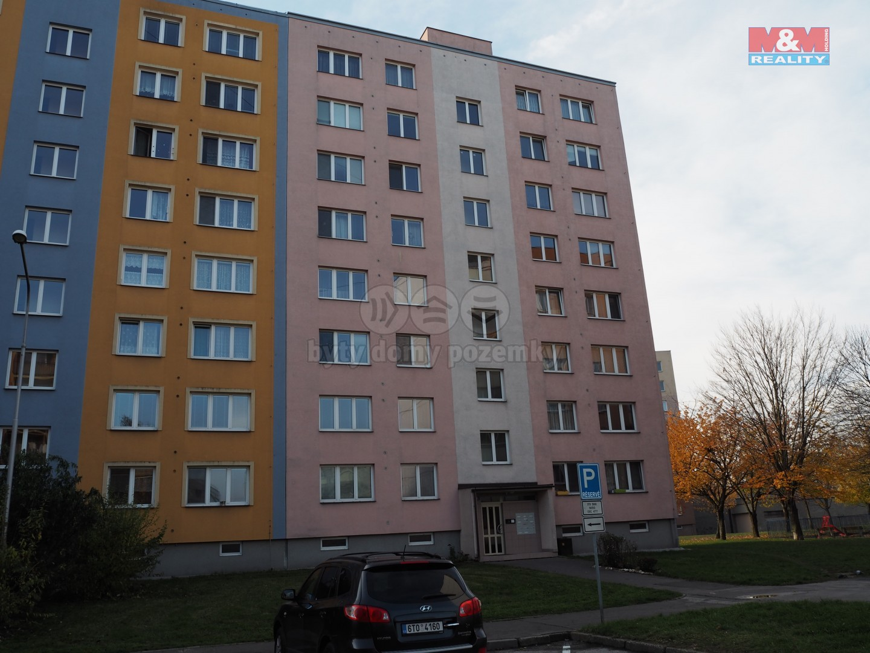 Pronájem, byt 1+kk, 27 m², Ostrava, ul. Josefa Brabce