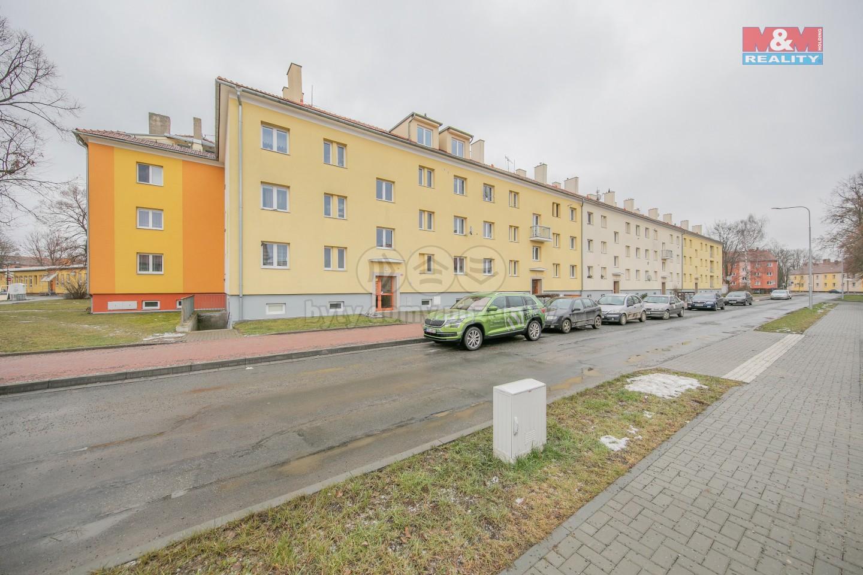 Prodej, byt 2+1, Uničov, ul. Pionýrů