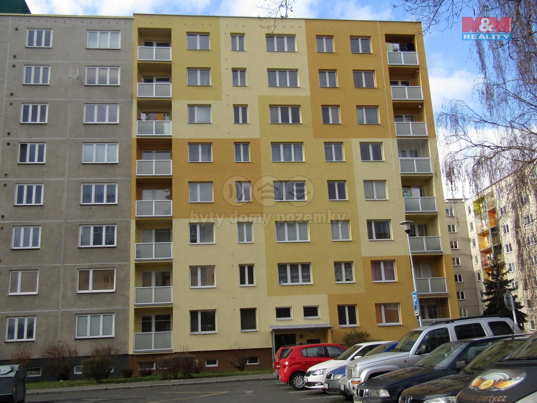 Prodej, byt 2+1, 45 m², Krnov, ul. E. Hakena