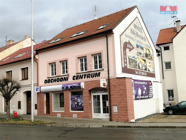 Pronájem, obchodní prostor, 28 m2, Kralovice