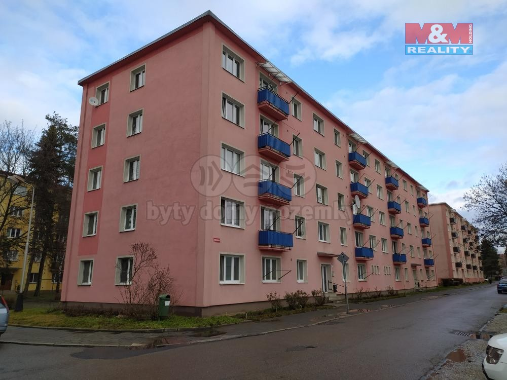 Prodej, byt 3+1,68 m2, Přerov